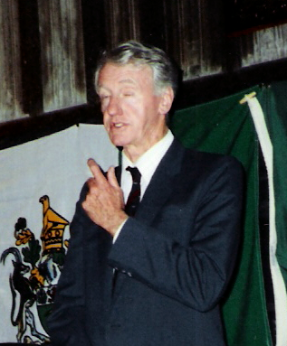 Ian Smith in 1990