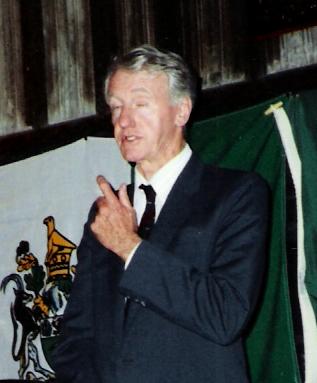 Ian Smith in 1990